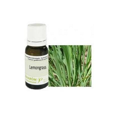 Lemongrass Huile essentielle 10ml - Aromathérapie Pranarom