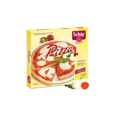 FONDS DE PIZZA SANS GLUTEN schar