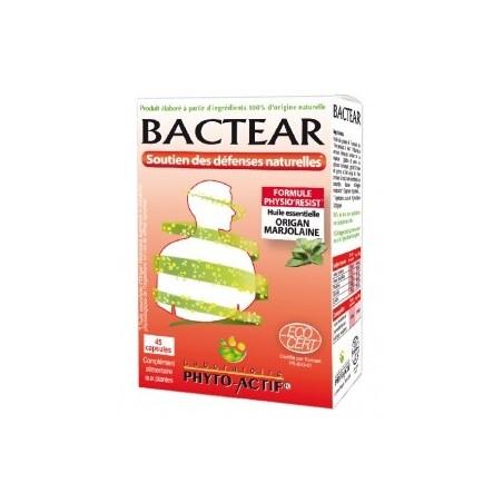 Bactéar 45caps - Défenses de l'organisme Phyto Actif