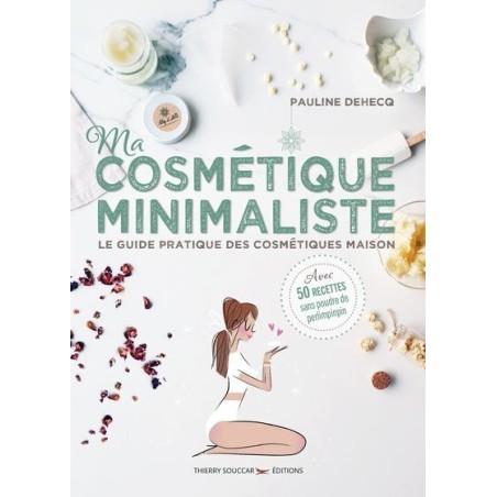 Livre Ma cosmétique minimaliste Pauline Dehecq